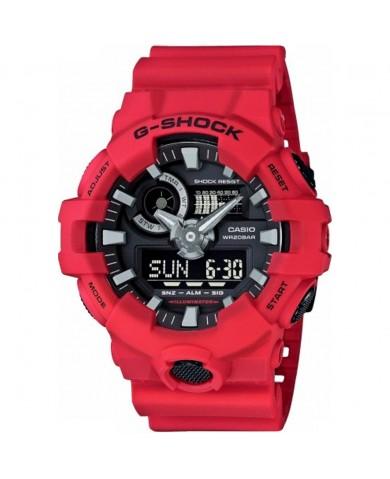 Relógio Casio G-Shock GA-700-4ADR